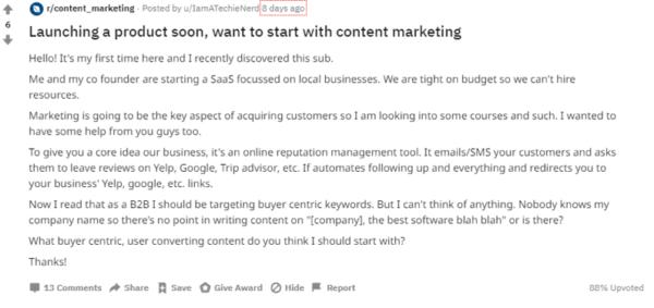 如何利用Reddit和quora做内容营销