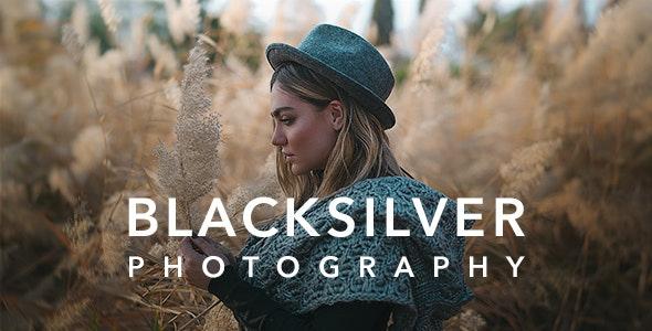 Blacksilver 7.4 –摄影WordPress主题