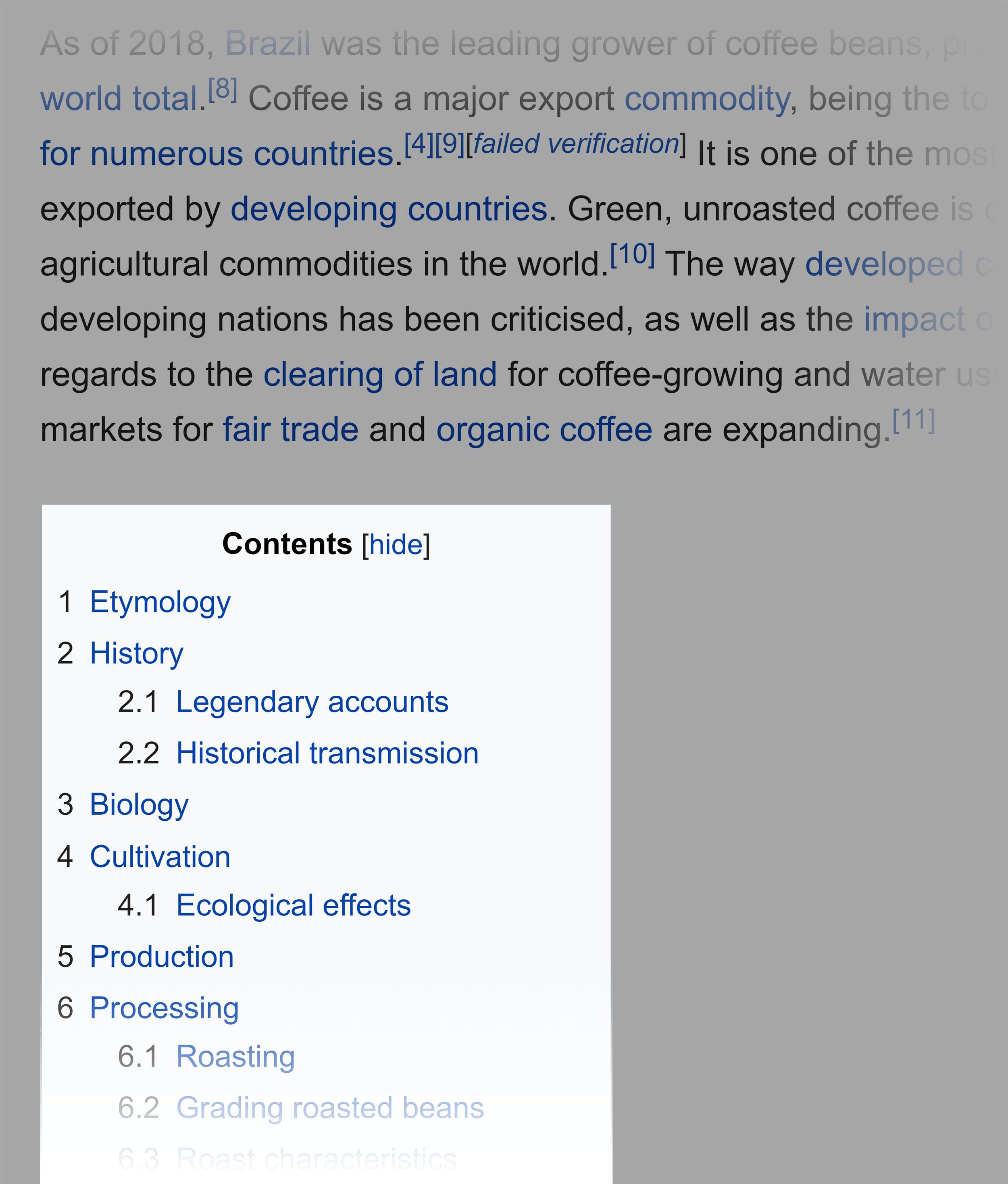 维基百科 – 内容