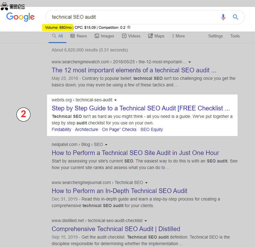 webris 谷歌排名