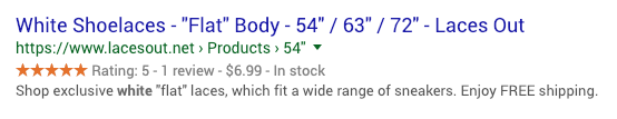 电子商务产品页面 seo 标题