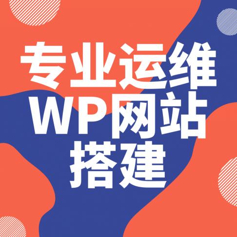 专业WP网站搭建