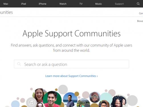 从Apple.com子域获取反向链接