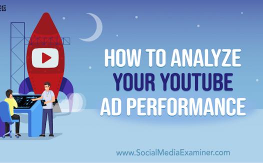 如何分析你的 YouTube 广告效果