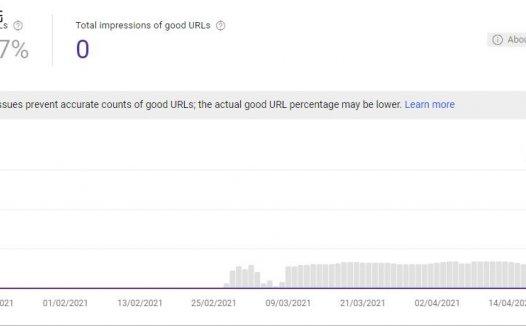 什么是 GOOGLE SEARCH CONSOLE 页面体验报告?
