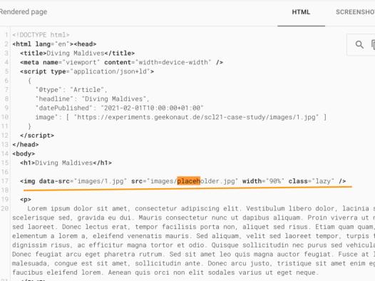 Google Search Central Live:图片延迟加载案例研究